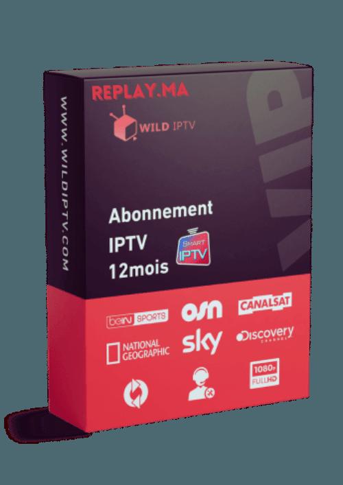 IPTV Maroc smart et vod